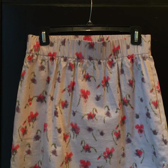 J.Crew Mini Skirt Light pink