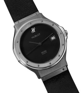 Hublot Hublot MDM Full Size Mens Watch with Date - Stainless Steel