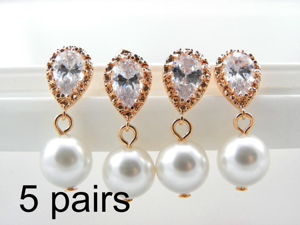 of pearls earrings sterling swarovski pink pearl shell tear and p mother drop