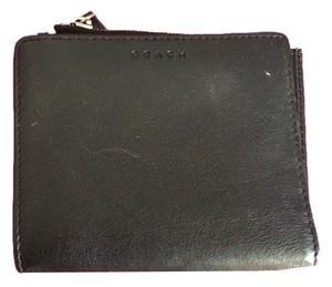 Coach small wallet with slot for change