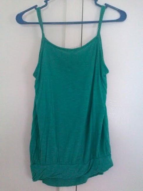 Forever 21 Top Green