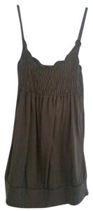 Charlotte Russe Top Army Green