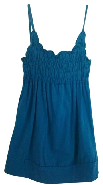 Preload https://item4.tradesy.com/images/charlotte-russe-blue-tank-topcami-size-6-s-4737523-0-0.jpg?width=400&height=650
