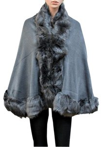 Other Faux Fur Cape