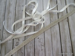 The Last Minute Bride Beaded Bridal Belt Style: Lbb-vienna