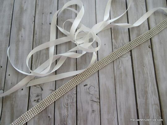 The Last Minute Bride Ivory Beaded Belt Style: Lbb-vienna Sashes