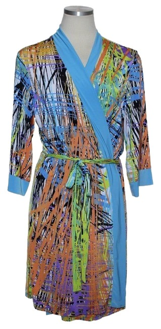 Natori short dress mULTI-COLOR Robe Super Soft on Tradesy