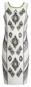 Joanna Hope Beaded Embroidered Dress