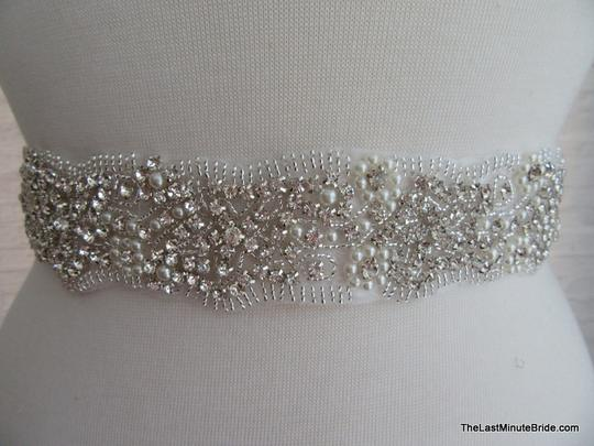 The Last Minute Bride Beaded Bridal Belt Style: Lbb-melbourne