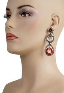 Lulu Frost Lulu Frost Red Equinox Earrings