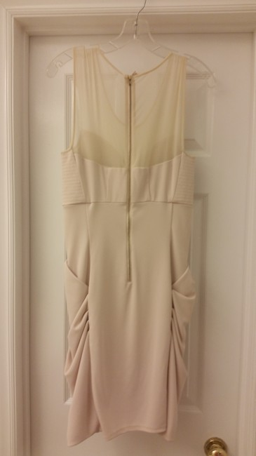 Miss Sixty Sexy Above Knee Sheer Stretchy Dress
