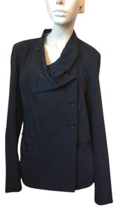 Elizabeth and James Black Jacket