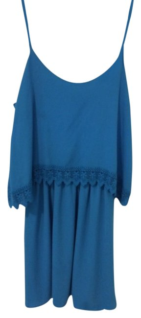 Preload https://item3.tradesy.com/images/teal-blue-above-knee-short-casual-dress-size-6-s-4740007-0-0.jpg?width=400&height=650