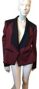 Jason Wu Black and red Blazer