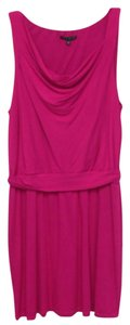 Theory short dress Fuchsia on Tradesy