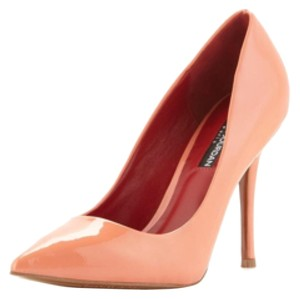 Charles Jourdan Rose Pumps