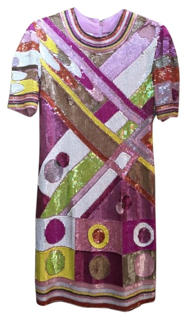 Preload https://item2.tradesy.com/images/saks-fifth-avenue-sequin-dress-multi-colored-4740451-0-0.jpg?width=400&height=650