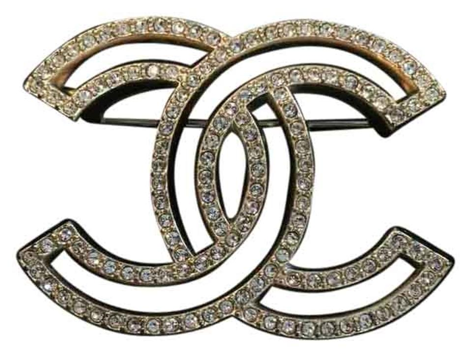 authentic fw pearls chanel collection nwt i with new brooch channel tradesy gold