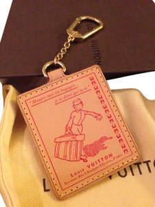 Louis Vuitton Louis Vuitton Groomsman Key Fob