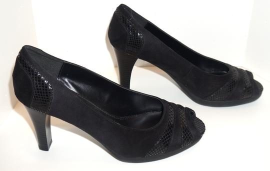 Apostrophe black Pumps