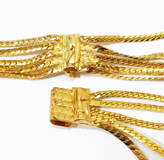 Dior Authentic Vintage Christian Dior 20s Gatsby Style 5 Strand Belt/ Necklace