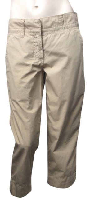 Billy Blues Capri/Cropped Pants Khaki