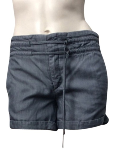 Preload https://item5.tradesy.com/images/helmut-lang-pewter-cuffed-shorts-size-00-xxs-24-4742494-0-0.jpg?width=400&height=650