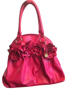 Big Buddha Roses Shoulder Bag