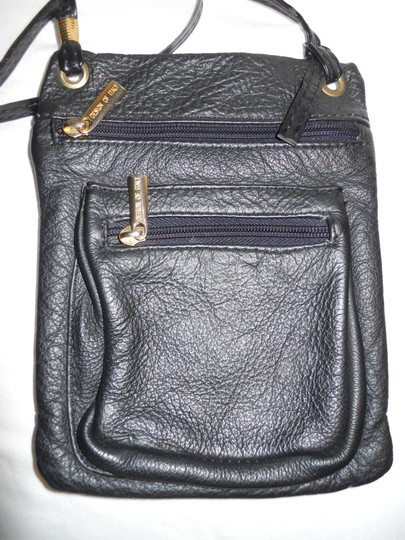 Design of Italy Leather Cross Body Bag