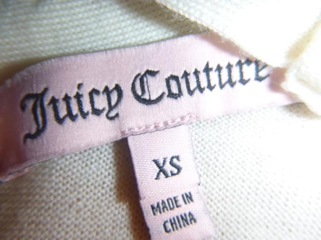 Juicy Couture Embellished Wool Cardigan