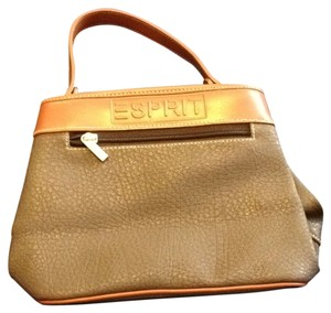 Esprit Satchel in Brown