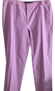 Ellen Tracy Straight Pants Pink