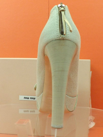 Miu Miu Beige Pumps