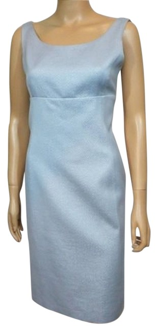 Preload https://item1.tradesy.com/images/armani-collezioni-blue-damier-short-workoffice-dress-size-8-m-4745095-0-0.jpg?width=400&height=650