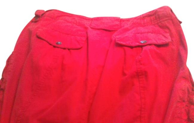 Item - Red Skirt Size 14 (L, 34)