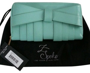 Zac Posen Z Spoke Zac Posen Shirley Bow Zip Around Wallet