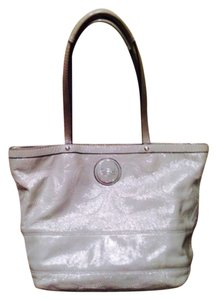 Coach Grey Tote in Gray