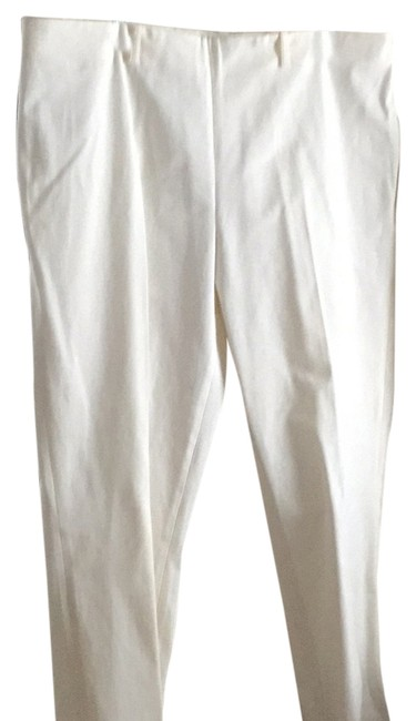 Lauren Ralph Lauren Straight Pants White