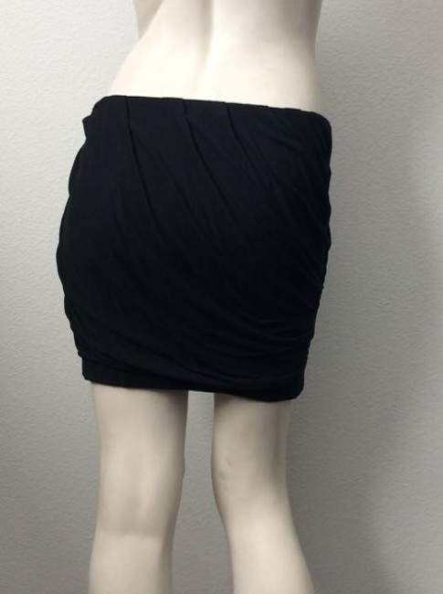 Diane von Furstenberg Mini Skirt Black.