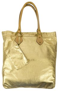 J.Crew Thompson Tote in Gold