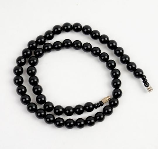 Other Black Onyx Necklace