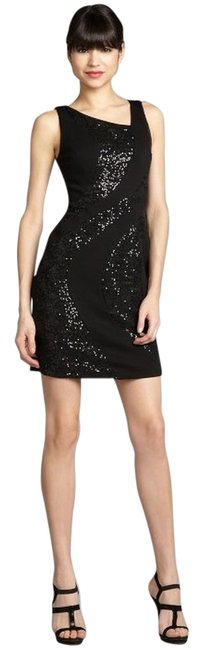 Preload https://item1.tradesy.com/images/suzi-chin-black-sequin-accent-above-knee-cocktail-dress-size-16-xl-plus-0x-4746385-0-0.jpg?width=400&height=650