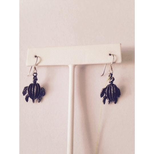 Other Embellished by Leecia Turtle Earrings