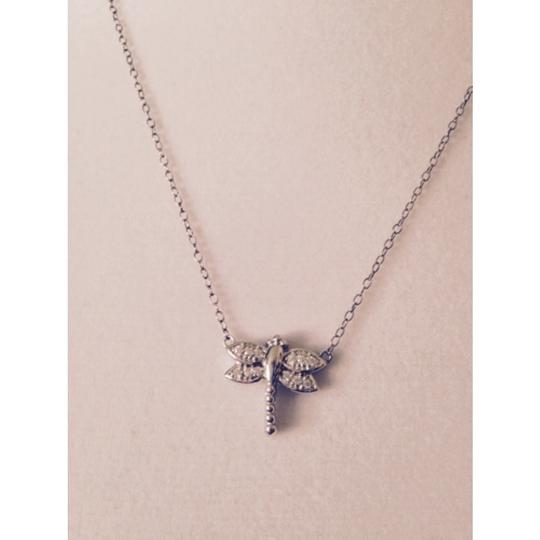 Other Embellished by Leecia Dragon Fly Necklace