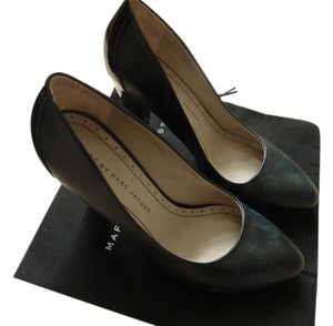 Marc by Marc Jacobs Leather Pump Classic Black Pumps