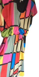 Bailey Girl short dress Black, Red, Grey, Pink, Blue, Green, Orange, Yellow on Tradesy