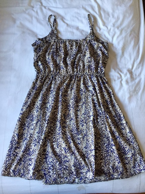 H&M short dress Printed Adjustable Straps on Tradesy