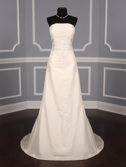 Preload https://img-static.tradesy.com/item/47539/justina-mccaffrey-diamondsilk-white-shantung-kimberly-formal-wedding-dress-size-6-s-0-1-540-540.jpg
