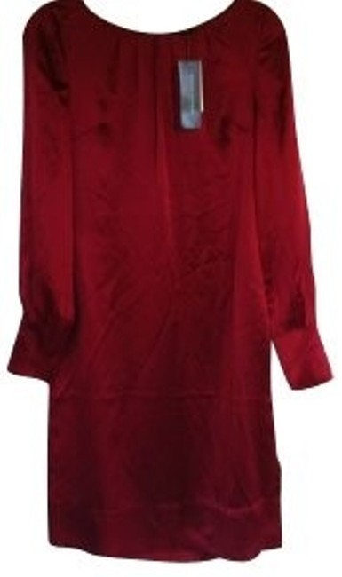 Preload https://item2.tradesy.com/images/banana-republic-red-cocktail-dress-size-8-m-476-0-0.jpg?width=400&height=650