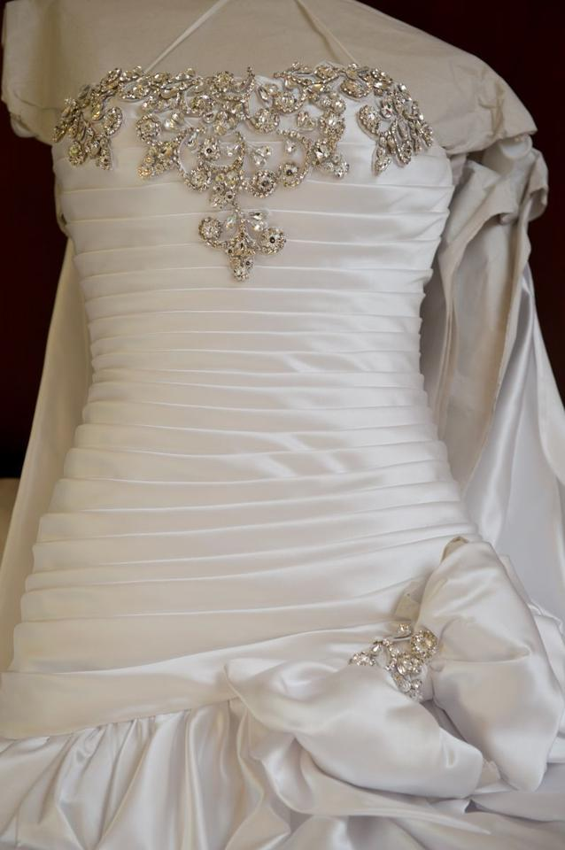 Pnina tornai nlel wedding dress tradesy for Pnina tornai wedding dresses prices